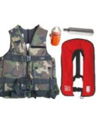 Life jackets, accessories