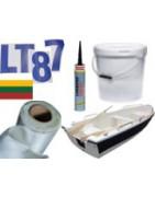 For rigid hull boats