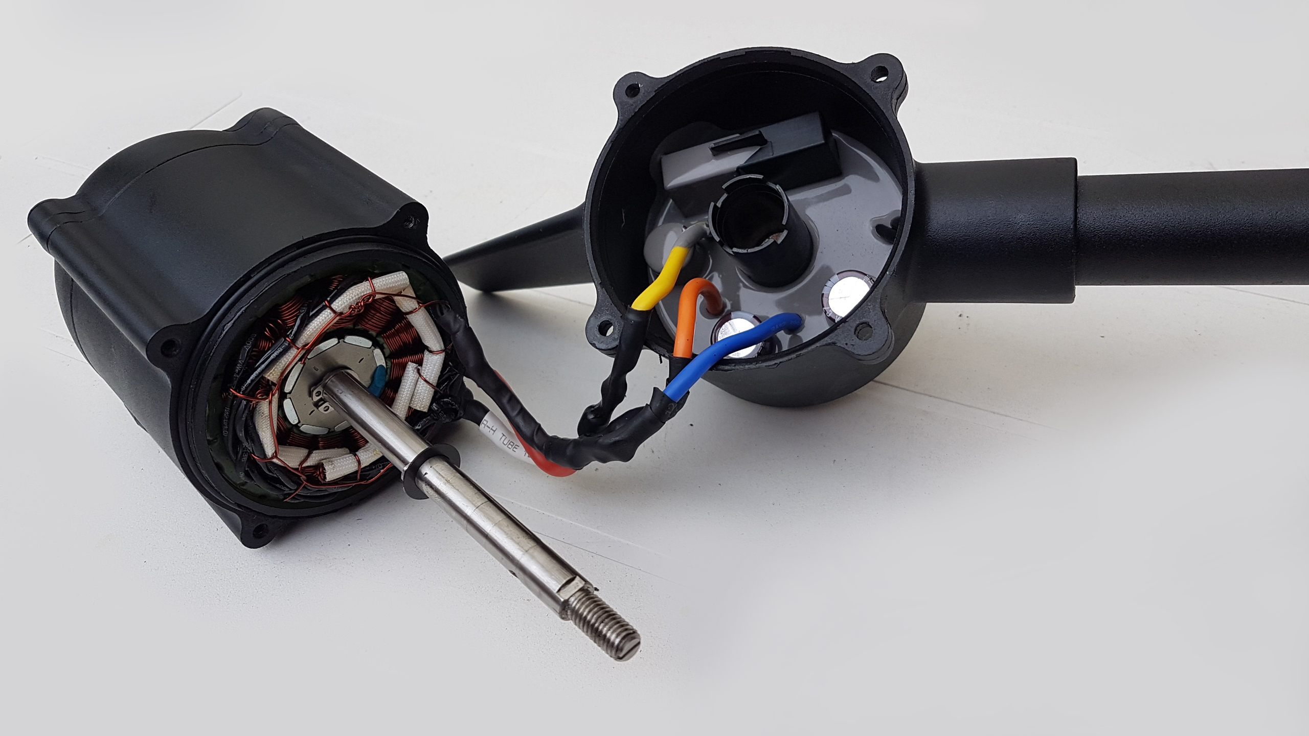 Haswing Protruar 1.0 Elektro Bootsmotor