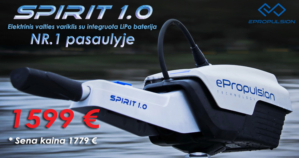 Epropulsion SPIRIT 1.0