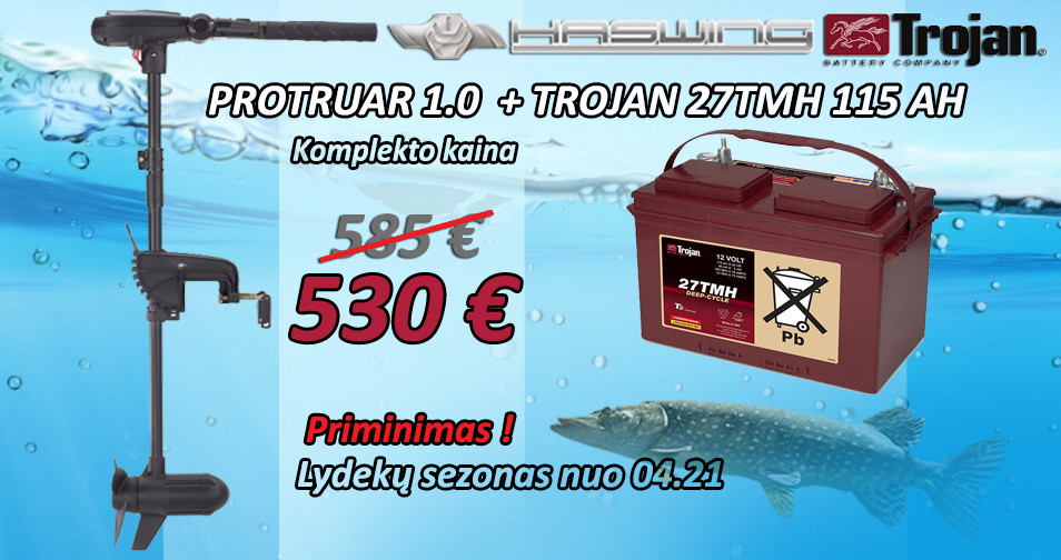 Protruar 1.0 + Trojan 27TMH