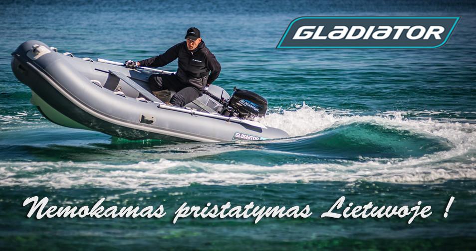 Gladiator boats